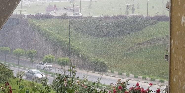 دو سامانه بارشی در راه است