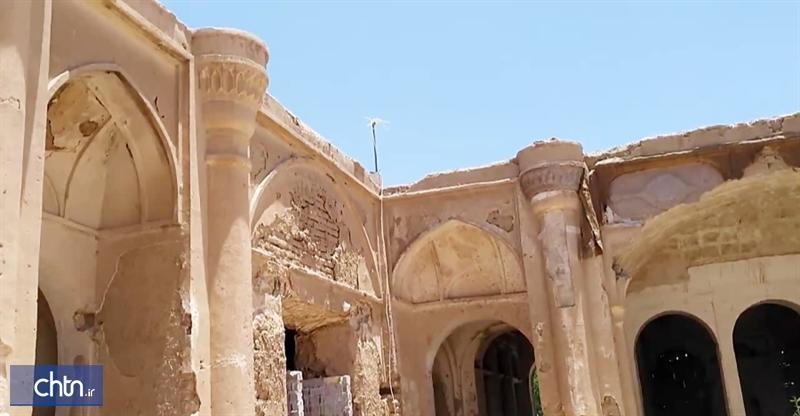 بازسازی خانه نصرت الممالک اختیارآباد کرمان شروع شد