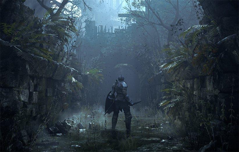 بازسازی Demons Souls برای پلی استیشن 5 رونمایی شد