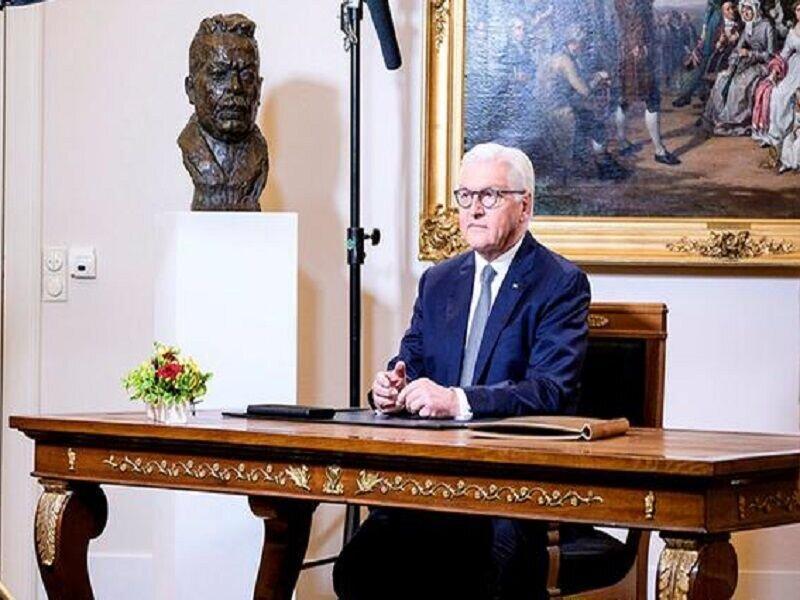 پیغام تبریک رئیس جمهور آلمان به مناسبت عید فطر