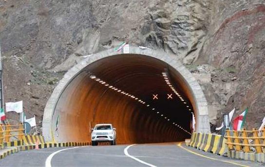 قطعه یک آزادراه تهران - شمال از ساعت 19 تا 7 مسدود است