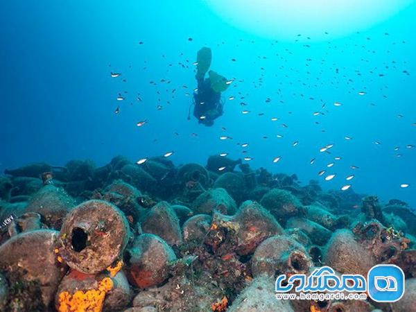 اعلام افتتاح یک موزه زیردریایی در یونان