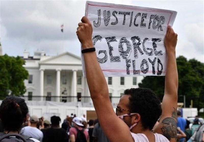 ادامه تظاهرات ضد نژادپرستی در آمریکا برای دهمین روز متوالی