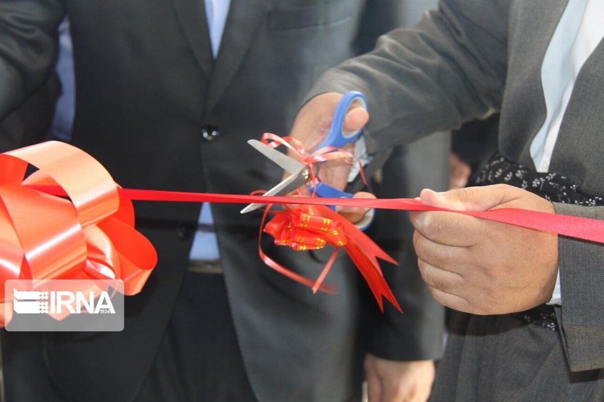 خبرنگاران چند پروژه عمرانی و کشاورزی در باغملک افتتاح شد