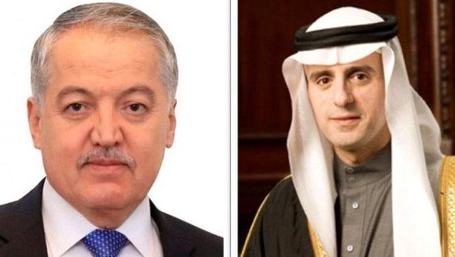 روابط، محور رایزنی وزرای خارجه تاجیکستان و عربستان