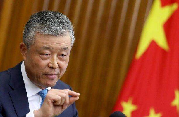 سفیر چین نقدها انگلیس را محکوم کرد