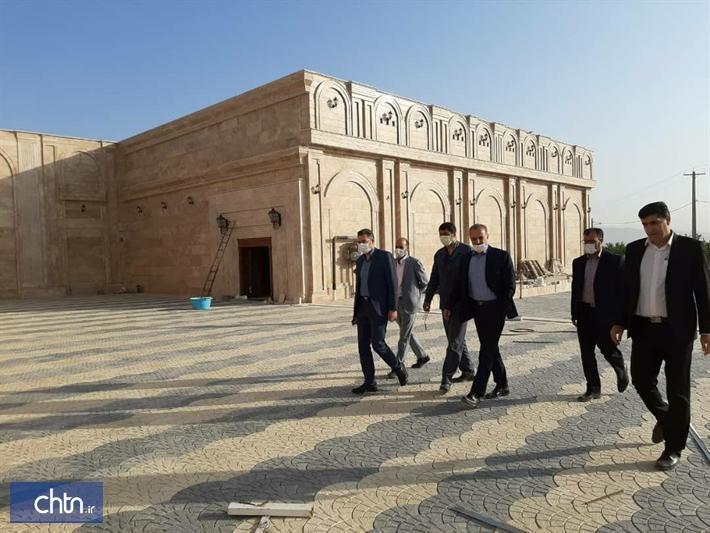 مجتمع گردشگری خلیج فارس خمین آماده بهره برداری می شود