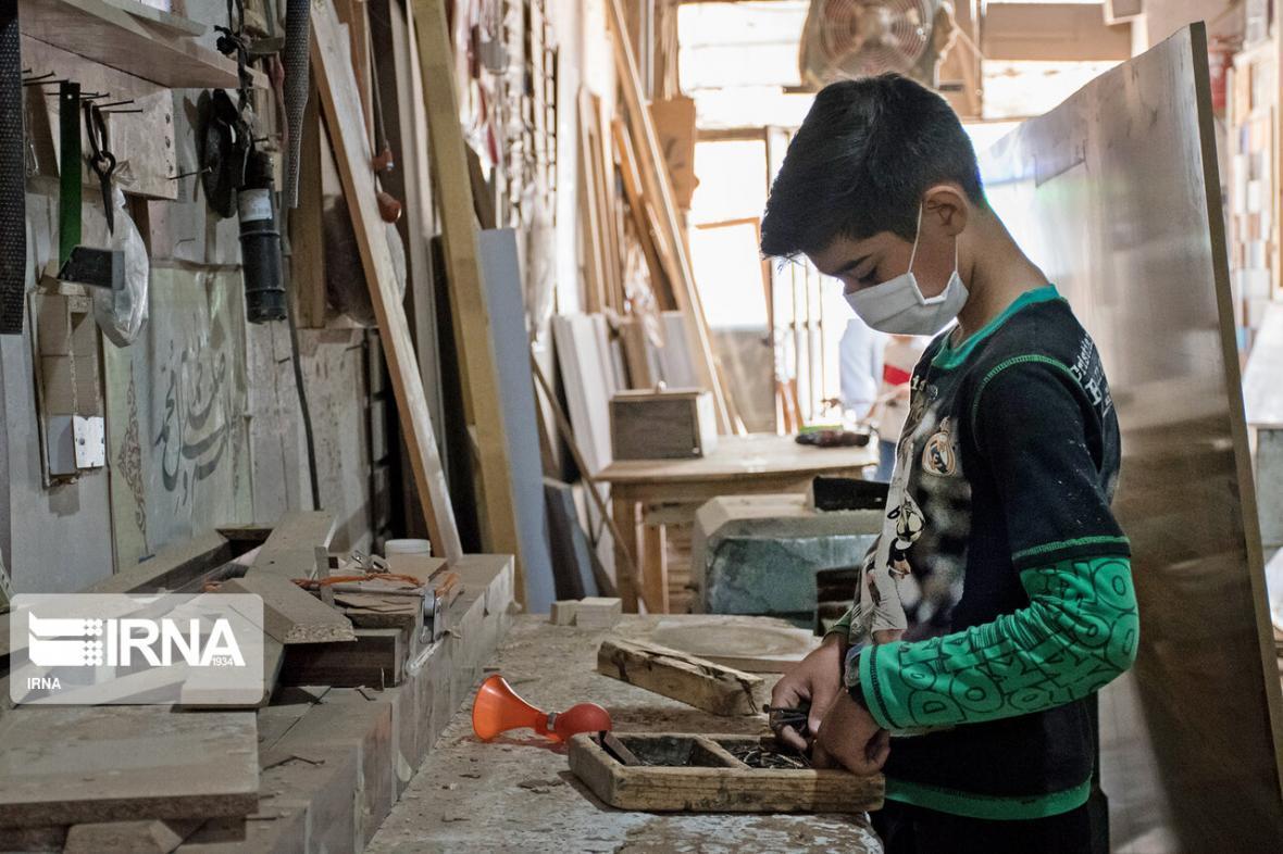 خبرنگاران ثبت نام 42.5 درصدی دانش آموزان استان سمنان در رشته های مهارتی