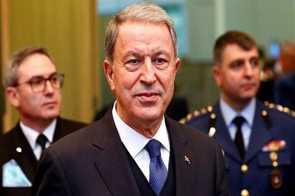 ترکیه در حفظ منافع خود مصمم است
