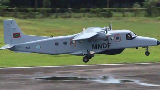 هند هواپیمای شناسایی به مالدیو داد