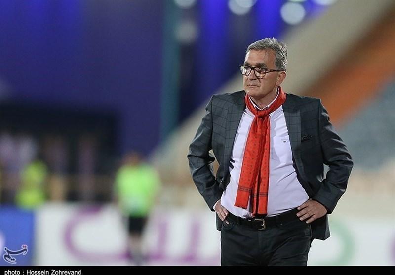 درخواست باشگاه پرسپولیس از بانک مرکزی برای دریافت 400 هزار یورو، واریز به حساب برانکو تا پایان امروز