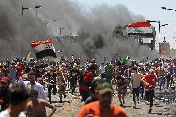 طرح آمریکا برای ایجاد آشوب در عراق و لبنان به وسیله نهادهای مدنی
