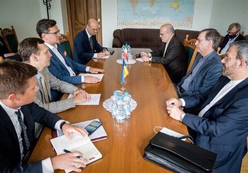 دور دوم مذاکرات ایران و اوکراین از روز دوشنبه در تهران برگزار می شود