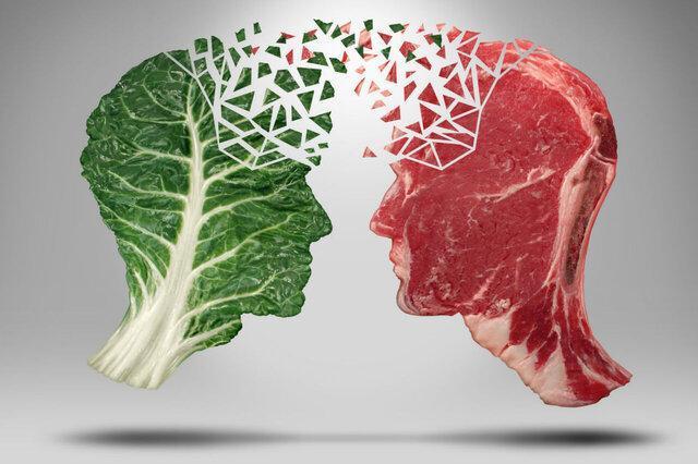 گیاه خواری یا گوشت خواری؟
