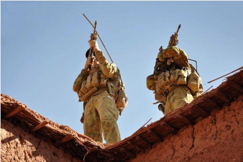 خبرنگاران استرالیا به جرایم جنگی نظامیان خود در افغانستان اعتراف کرد