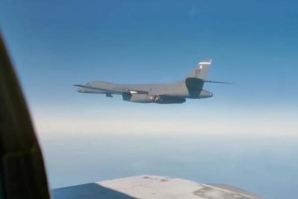 روسیه هواپیمای جاسوسی آمریکا را رهگیری کرد