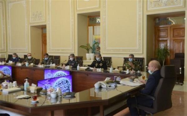 رایزنی قالیباف و موسوی درباره اصلاح و ارتقای بودجه ارتش