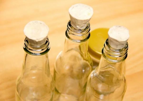 آموزش درست کردن بطری حبوبات تزیینی در منزل