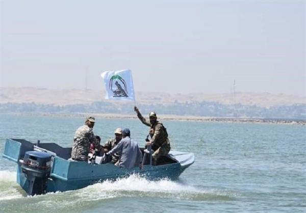 عراق، جزئیات بزرگترین عملیات آبی خاکی حشد شعبی