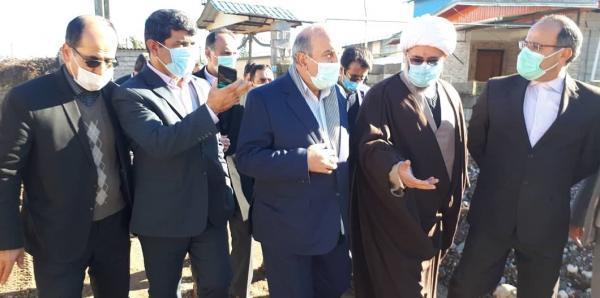 بازدیدحسن خیریانپورازروستاهای شهرستان بابل