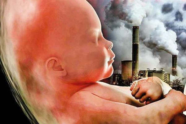 سرما و آلودگی؛ تهدید سلامت جنین