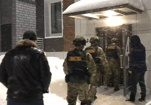دستگیری اعضای یک باند تأمین اقتصادی داعش در روسیه