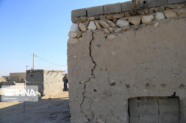 خبرنگاران 5 روستا از زمین لرزه مرز مشترک هرمزگان و کرمان آسیب دید