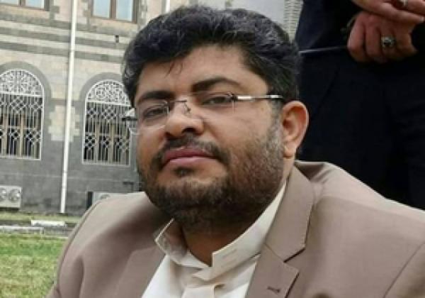 محمد علی الحوثی: منتظریم عقب نشینی نیروهای آمریکایی از یمن هستیم خبرنگاران