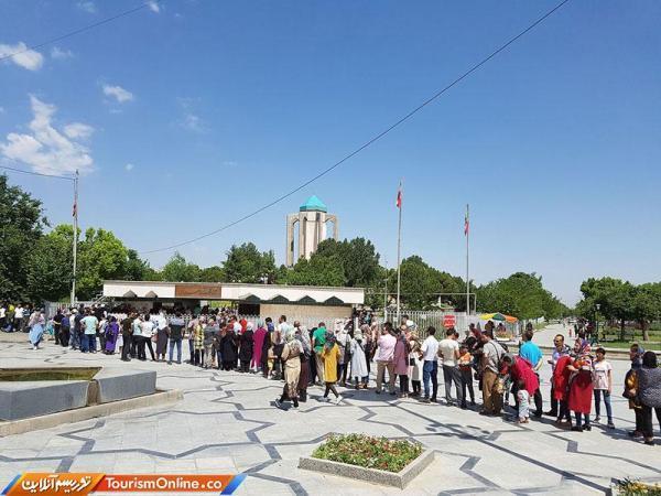 استان همدان در تعطیلات نوروزی پذیرای 266 هزار توریست بود
