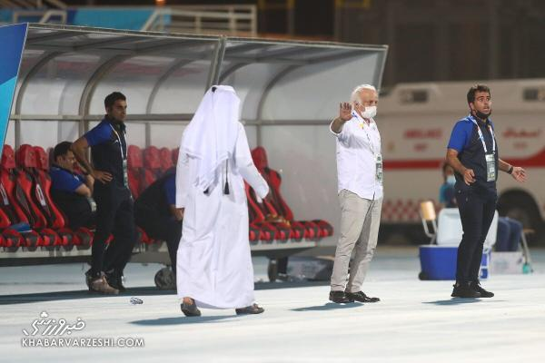 قطری ها طرفدار استقلال شدند؛ الاهلی را ببرید تا باهم صعود کنیم