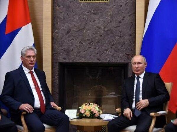 خبرنگاران روسیه و کوبا و عزمی جدی برای تقویت روابط حتی بعداز کاستروها