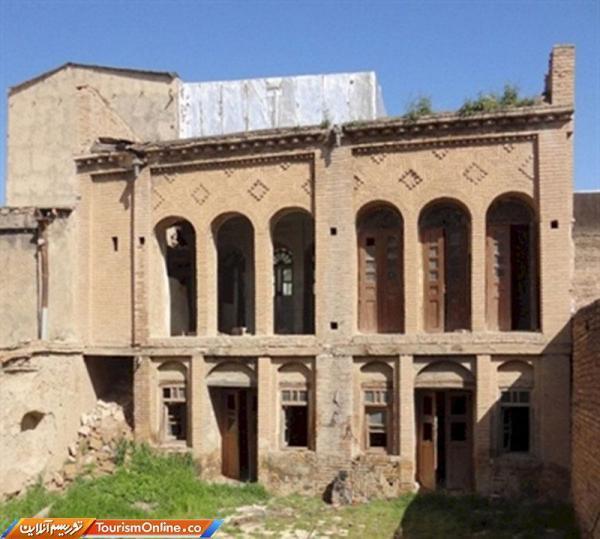 شروع بازسازی خانه سادات طاهری