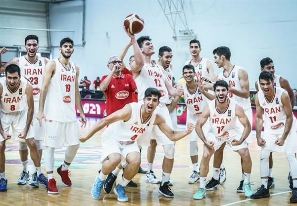 بسکتبال جوانان جهان، ایران از سد مالی گذشت، تلاش شاگردان نوری برای جایگاه نهم تا دوازدهم