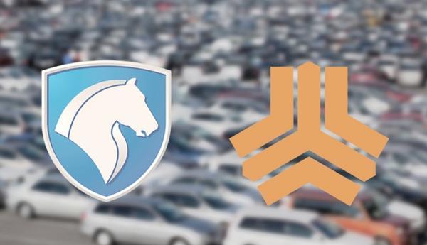 قیمت خودرو های سایپا و ایران خودرو امروز چهاردهم تیر 1400