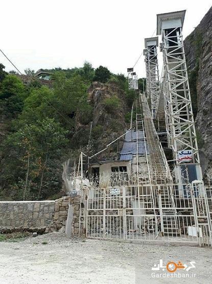 ماجرای ویلای جنجالی در ارتفاعات کلاردشت و احداث بالابر برقی