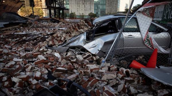 تبعات سنگین طوفان ایدا در آمریکا؛ قطعی یک ماهه برق صدها هزار واحد مسکونی در لوئیزیانا