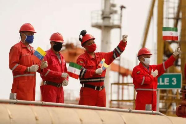 قرارداد بزرگ نفتی ایران و ونزوئلا