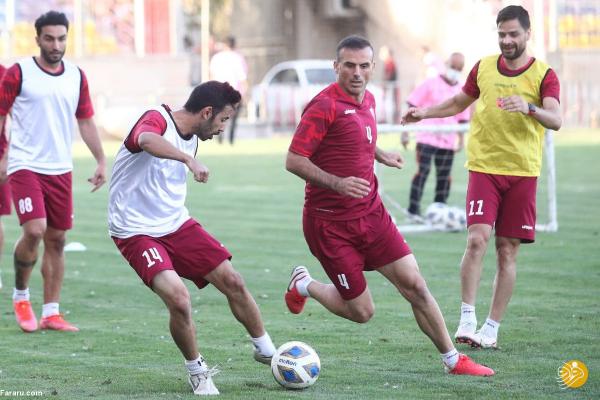 دومین بازی تدارکی پرسپولیس قبل از الهلال؛ همین امروز